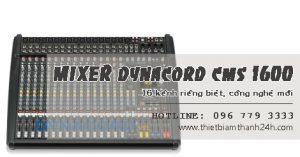 Bàn Mixer Dynacord CMS 1600