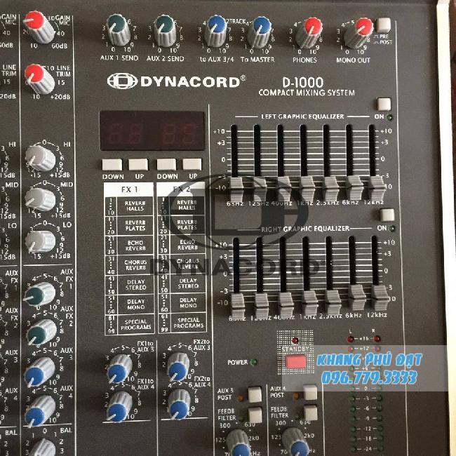 Bàn Mixer Dynacord D1000