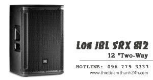 Loa JBL SRX 812_04