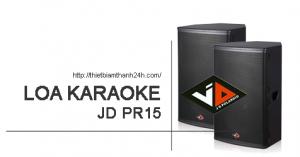 Loa karaoke JD PR15_02