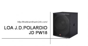 Loa JD PW18_01