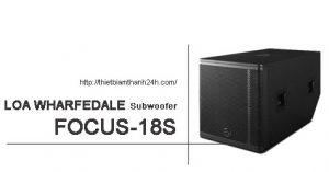 Loa Wharfedale Focus 18S_002