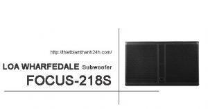Loa Wharfedale Focus 218S_02