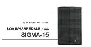Loa Wharfedale Sigma 15_01