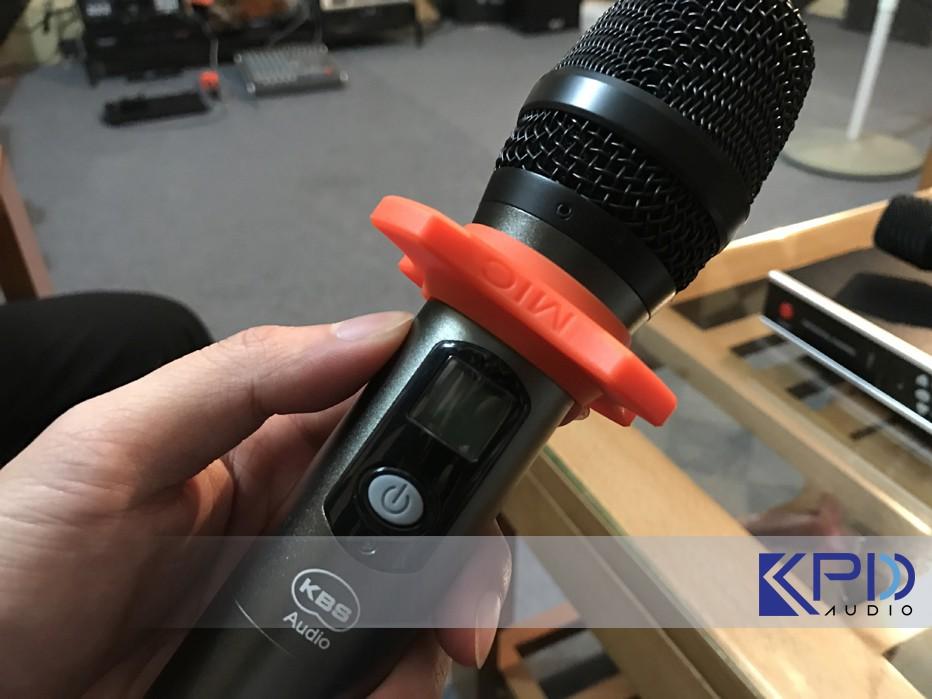 Micro không dây KBS BS 5200_03