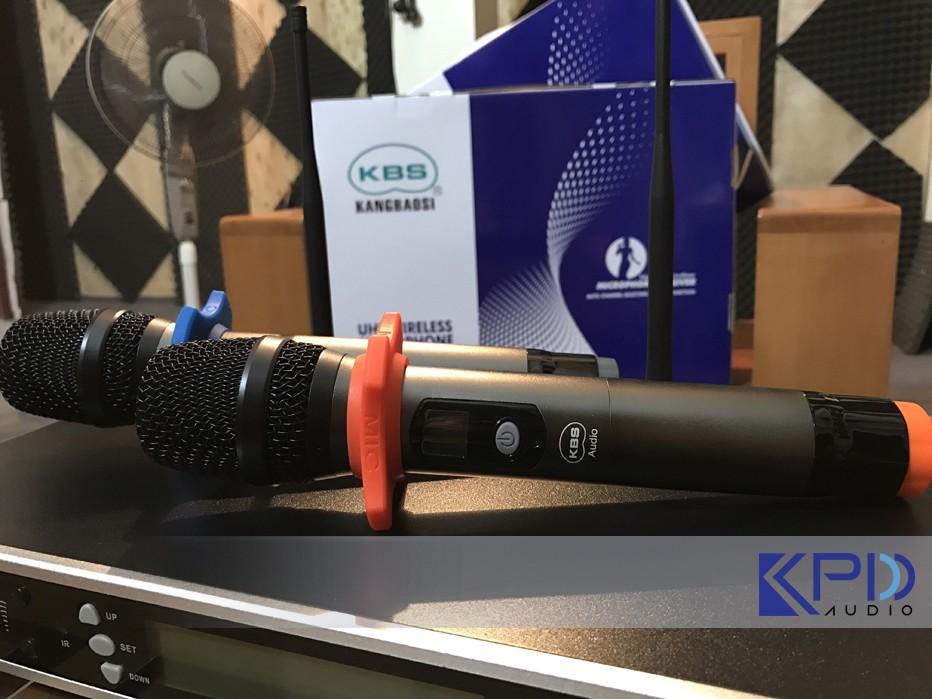 Micro không dây KBS BS 5200_02
