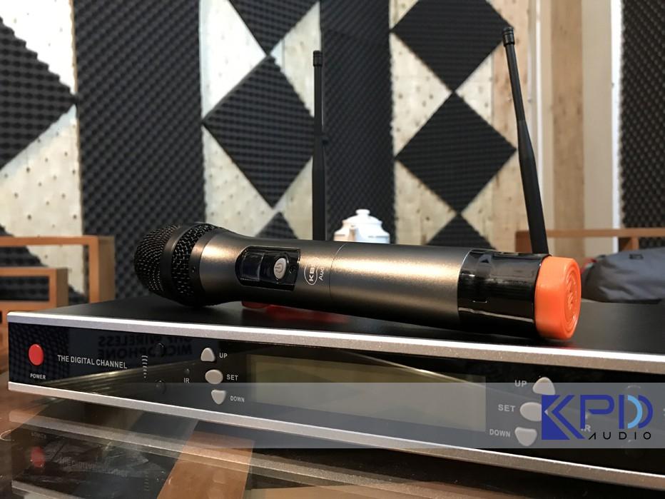 Micro không dây KBS BS 5200_01