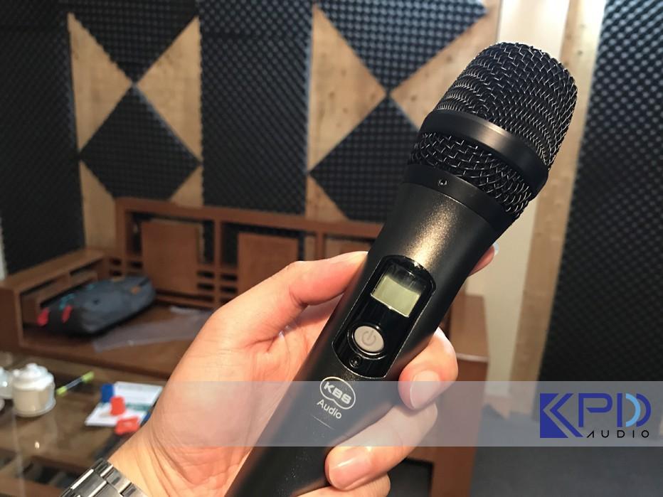 Micro không dây KBS BS 5200_04