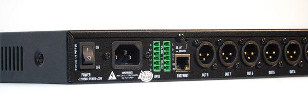 Trang bị bộ xử lý tín hiệu DSP 24 bit hiện đại