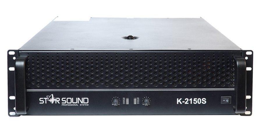 Cục đẩy 2 kênh công suất lớn hiệu Star Sound
